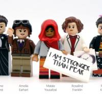 International Women's Day Lego