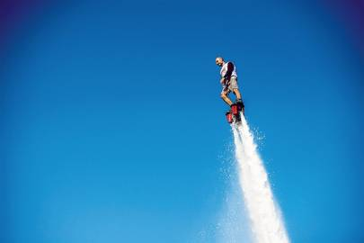 Zapata Racing Flyboard in action