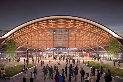A scathing report calls for the UK's HS2 rail link to be scrapped
