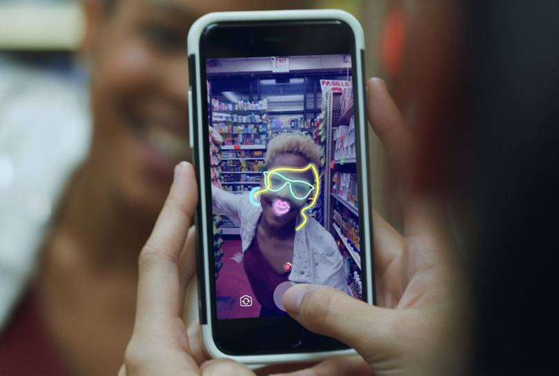 facebook camera effects, stories and direct: how to use the snapchat ...