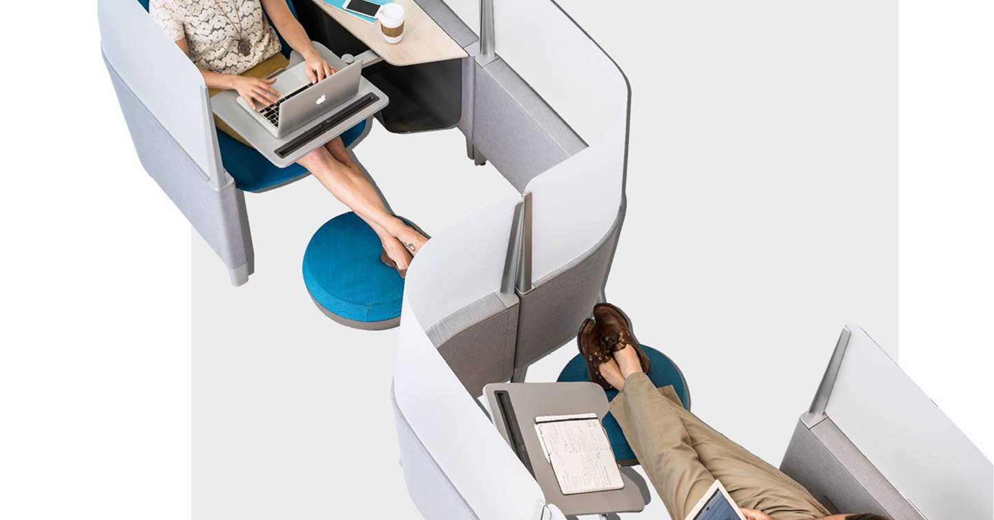 This company is designing the future of office furniture