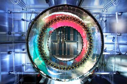 Large Hadron Collider makes record-breaking collision
