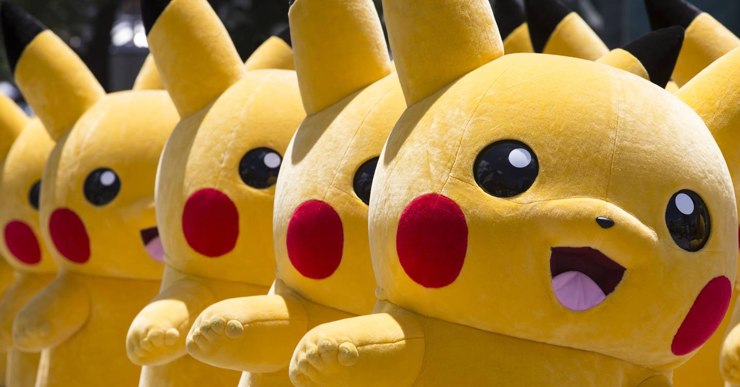 Pokémon Go was a warning about the rise of surveillance capitalism