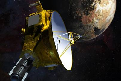 New Horizons 'healthy' after Pluto mission goes dark