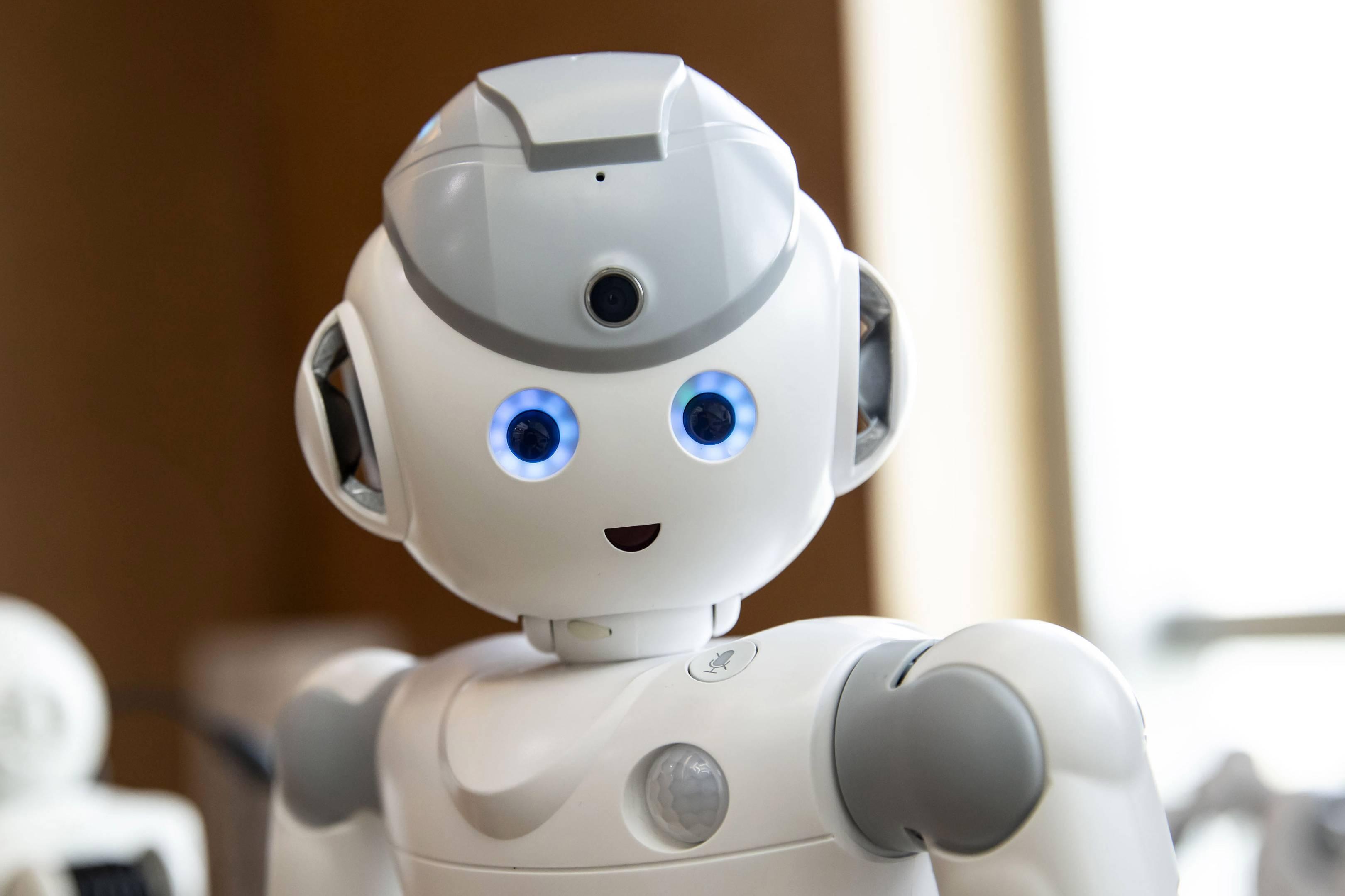 Alexa vs Google Assistant? At CES, the battle moves into robots