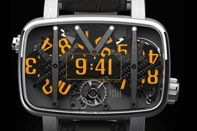 Most surreal watch: 4N MVT01
