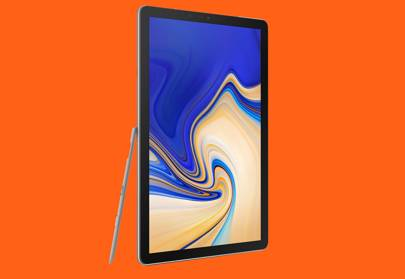 Samsung's Galaxy S4 Tab is designed to take on the iPad Pro