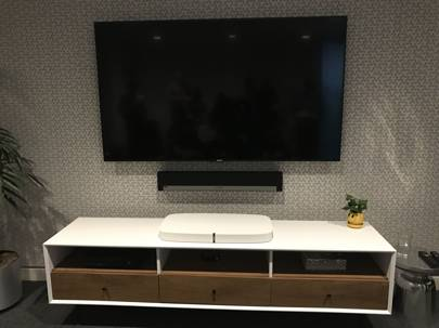 Sonos Playbase The Speaker For Your Tv That Will Make