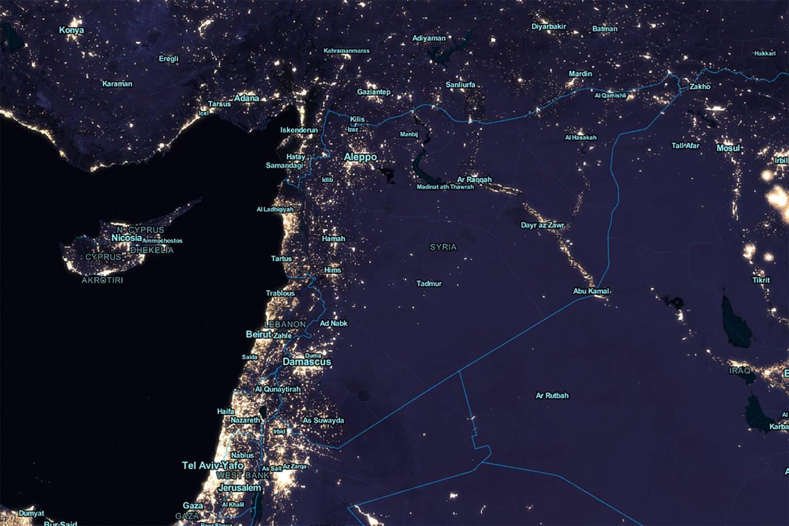 Nasas black marble map features satellite images of the earth at nasas black marble map features satellite images of the earth at night wired uk sciox Choice Image