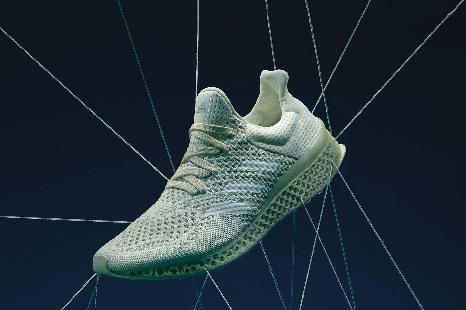 pretty nice d94bf 9cb01 These lightweight adidas shoes are made from spider silk grown in a lab