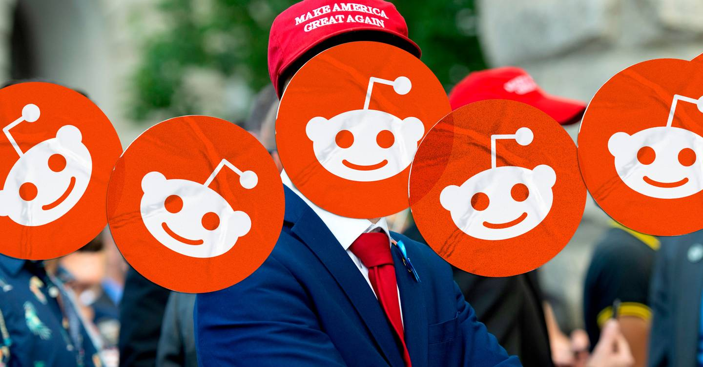 Reddit has banned r/The_Donald. Who it bans next matters more