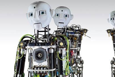 6. RoboThespians