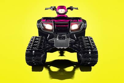Honda Fourtrax AT