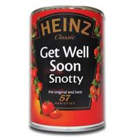 Get Well Soup