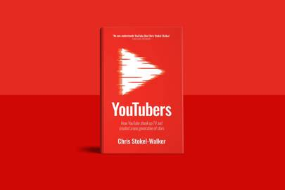 WIRED Book Club: We're reading YouTubers, by Chris Stokel-Walker