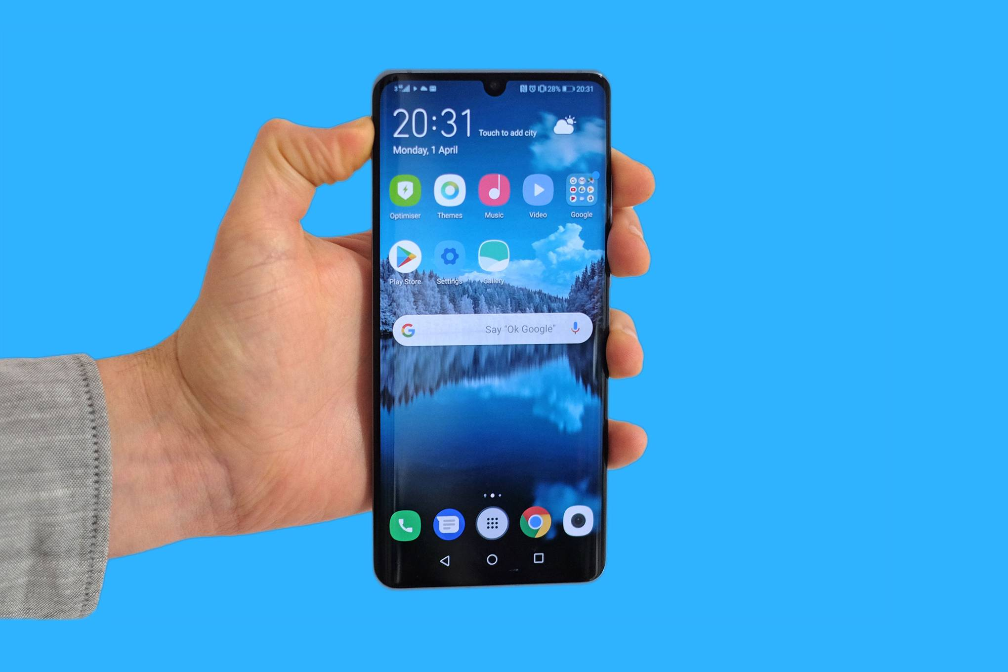 Huawei P30 Pro review: a worthy competitor for the Galaxy