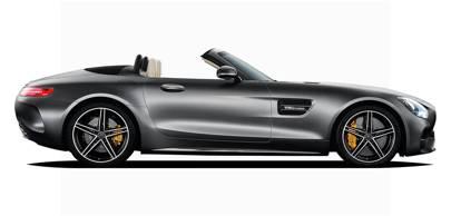 Mercedes AMG GT-Roadster