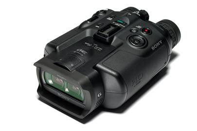 Sony DEV-5 Digital Recording Binoculars