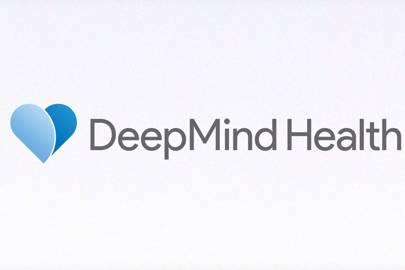 Google DeepMind Health logo