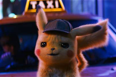 How Detective Pikachu's VFX team remade Pokémon for real life