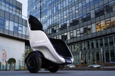 transpo segway s pod - The most effective (and strangest) new devices from CES 2020