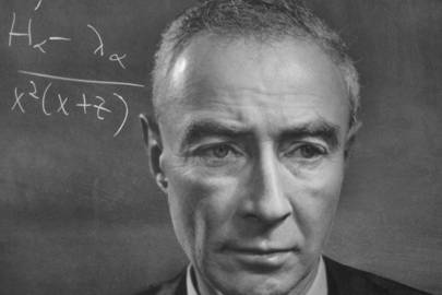 'Now I am become Death, the destroyer of worlds'. The story of Oppenheimer's infamous quote