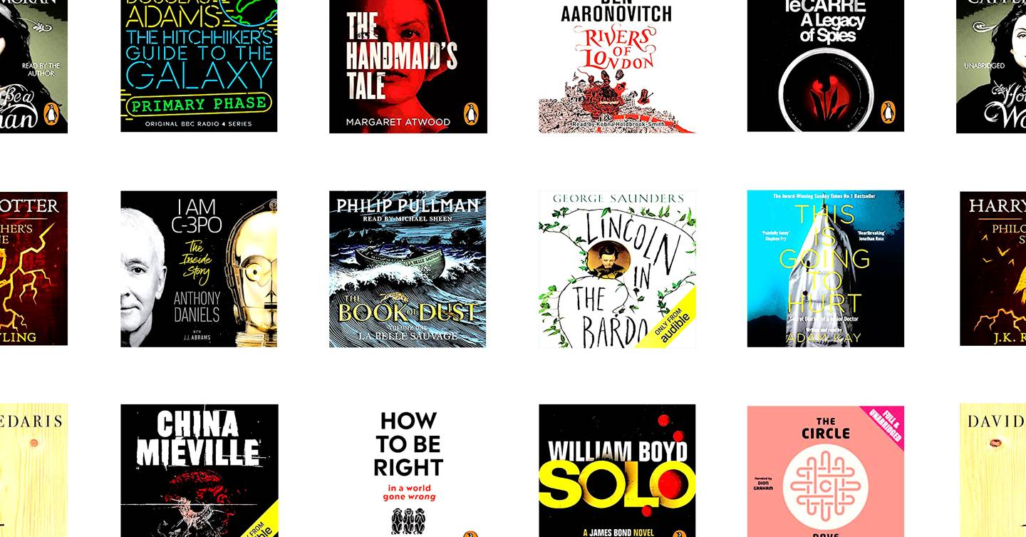 16 of the best audiobooks in 2019, fiction and non-fiction