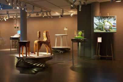 Yamanaka Furniture, Phil Ross