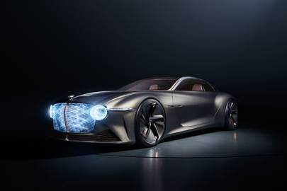EXP 100 GT Concept by Bentley