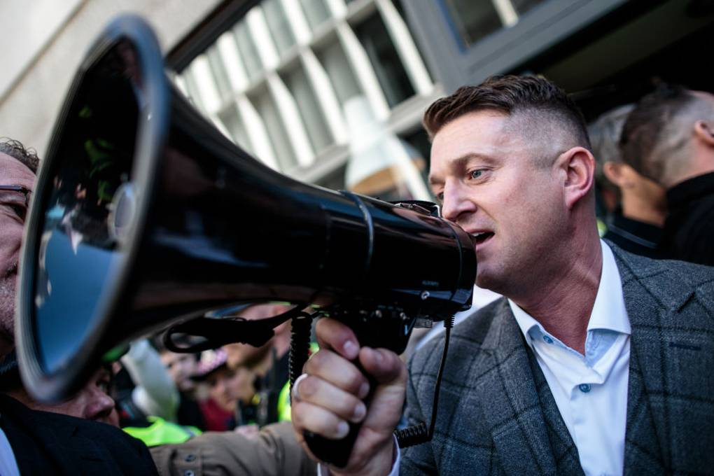 9fa41a34b781 Facebook s Tommy Robinson ban is all about saving face