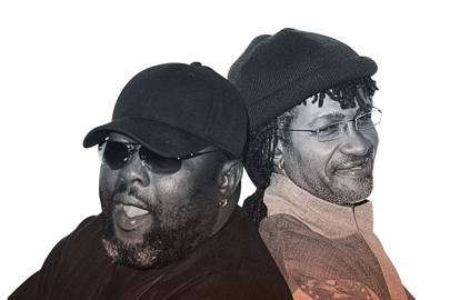 The Grammy-winning, legendary reggae stars distribute their new material through Mondo.
