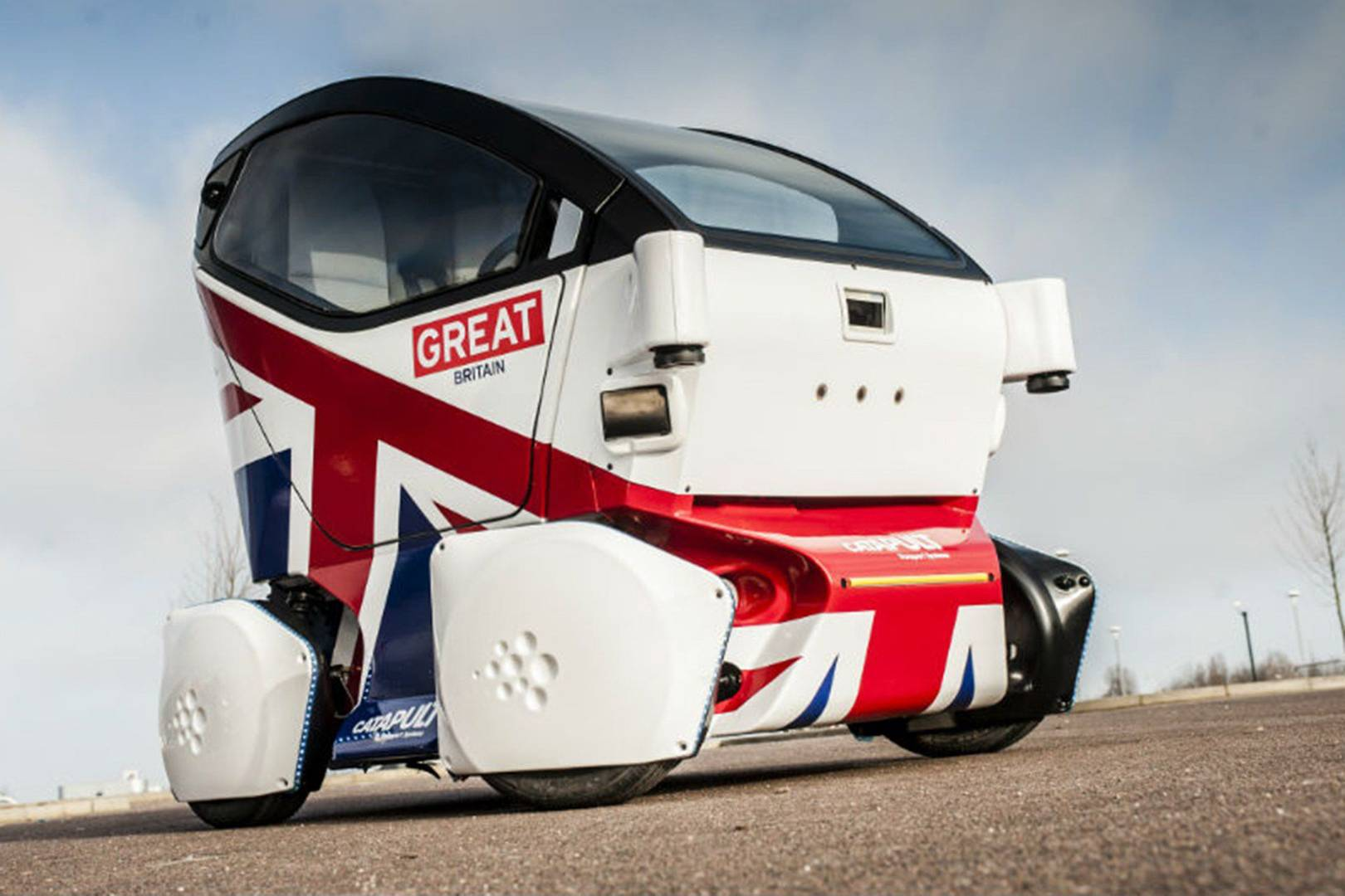 bizarre vehicle designs that could revolutionise your commute