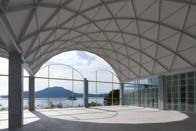 Toyo Ito Museum of Architecture, 2006-2011, Imabari-shi, Ehime, Japan