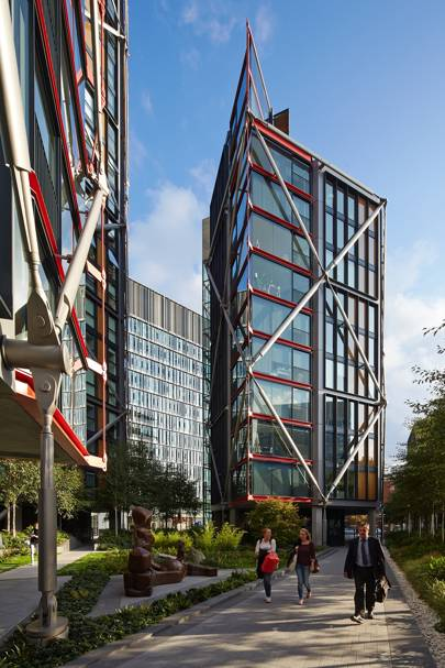 NEO Bankside by Rogers Stirk Harbour   Partners