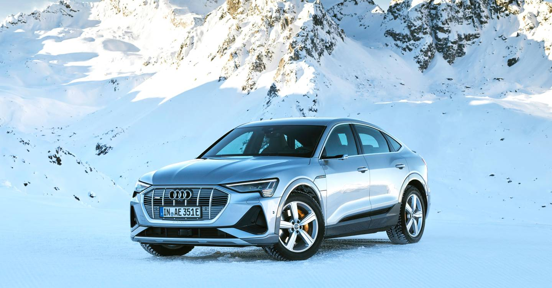 Audi e-tron Sportback 55 quattro S Line review: a flashy EV light show