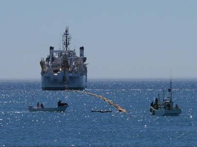 Google's 'Faster' undersea internet cable goes live