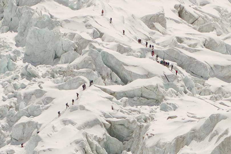 On Mount Everest, the world's highest lab is uncovering the