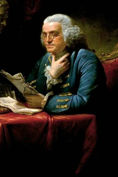 """In arguing against the silliness of """"bad air,"""" Ben Franklin proved that he really liked air -- more so than most people"""