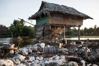 In pictures: Kiribati
