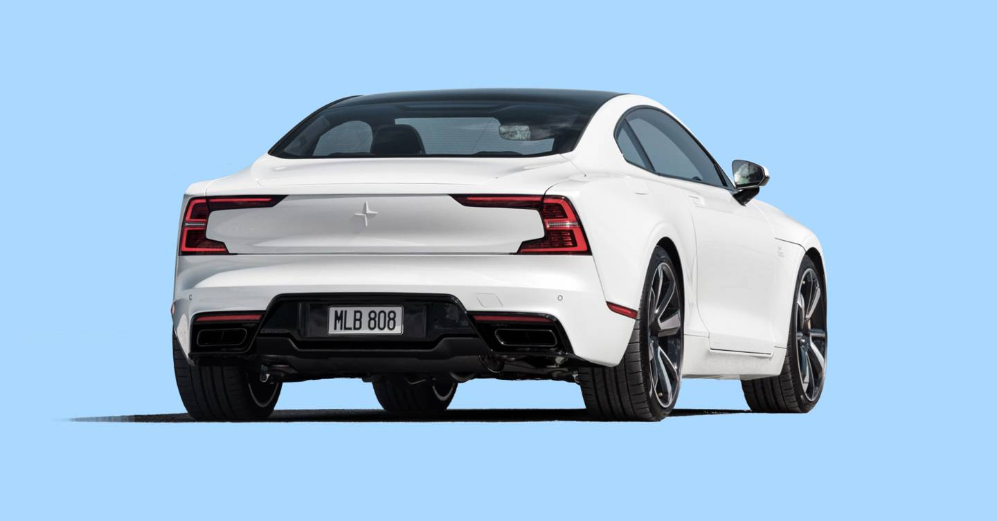 Polestar 1 first drive: Volvo's hybrid is set to be the best you can buy
