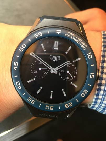 Tag Heuer Connected Modular 45 hands-on review