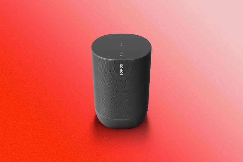 sonos connect hard wired speakers