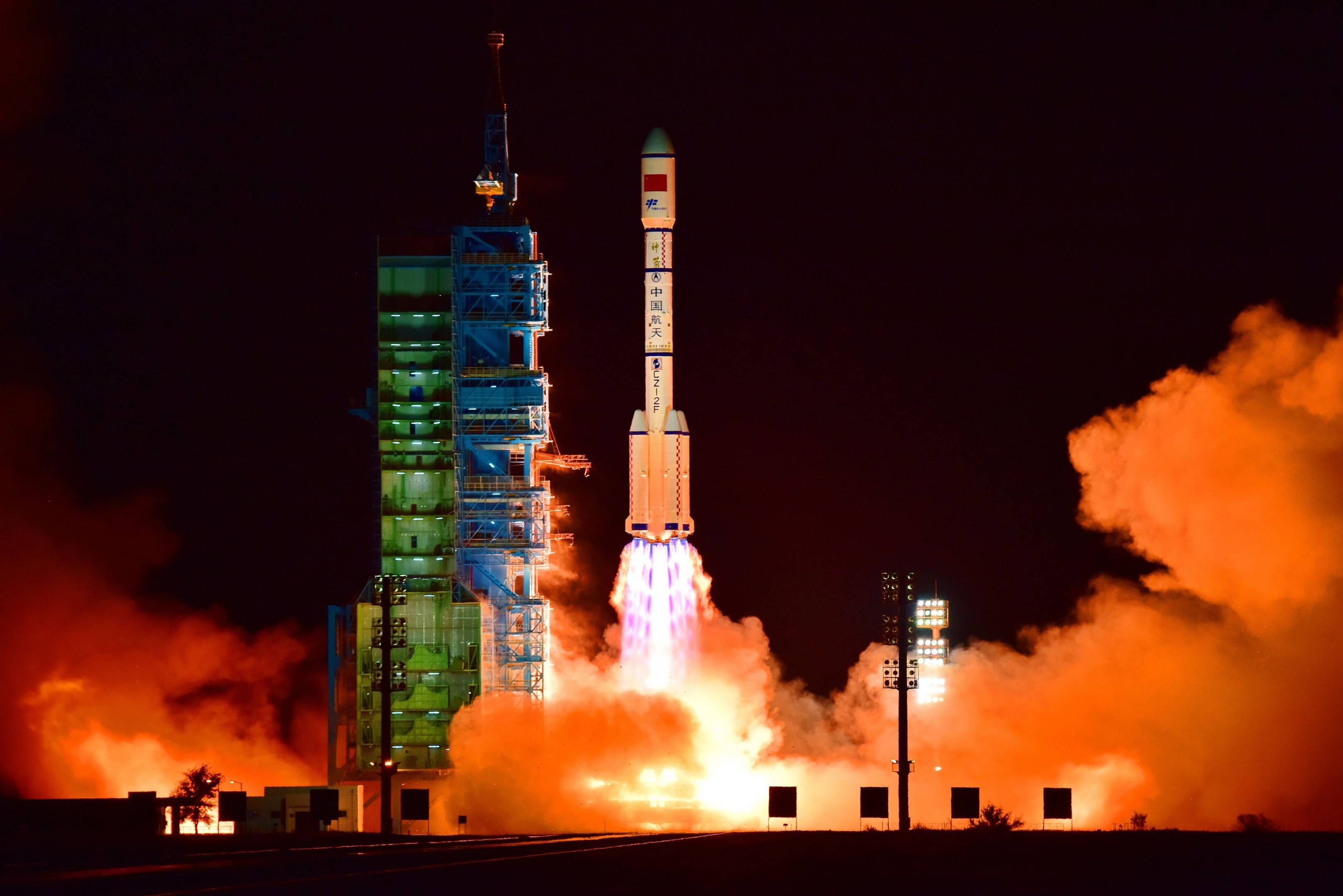 The epic tale of China's out of this world plan for space domination