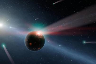 Star with potential to disrupt solar system identified