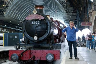 "The ""Hogwarts Express""?"