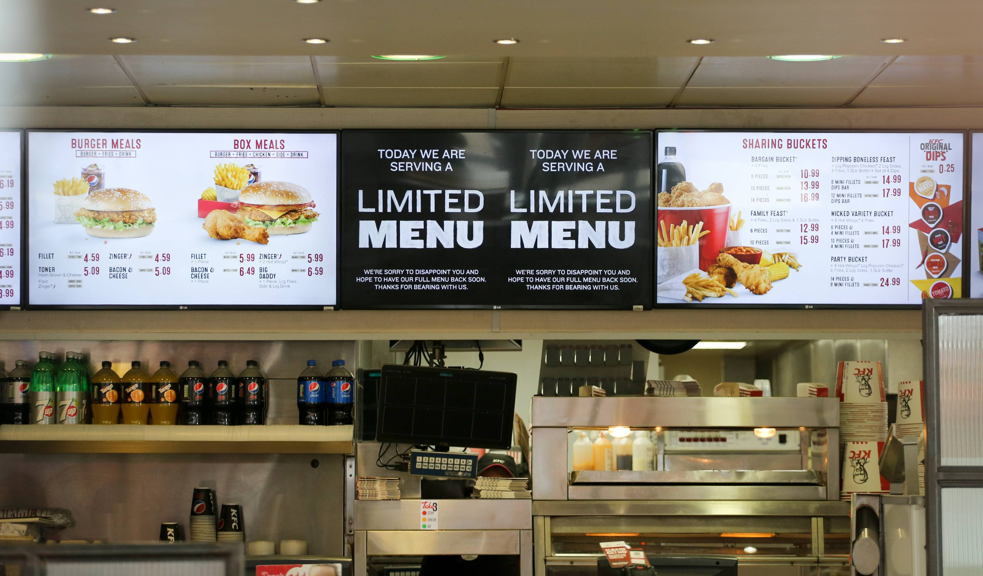 How KFC ended the great chicken crisis by taking care of its mops