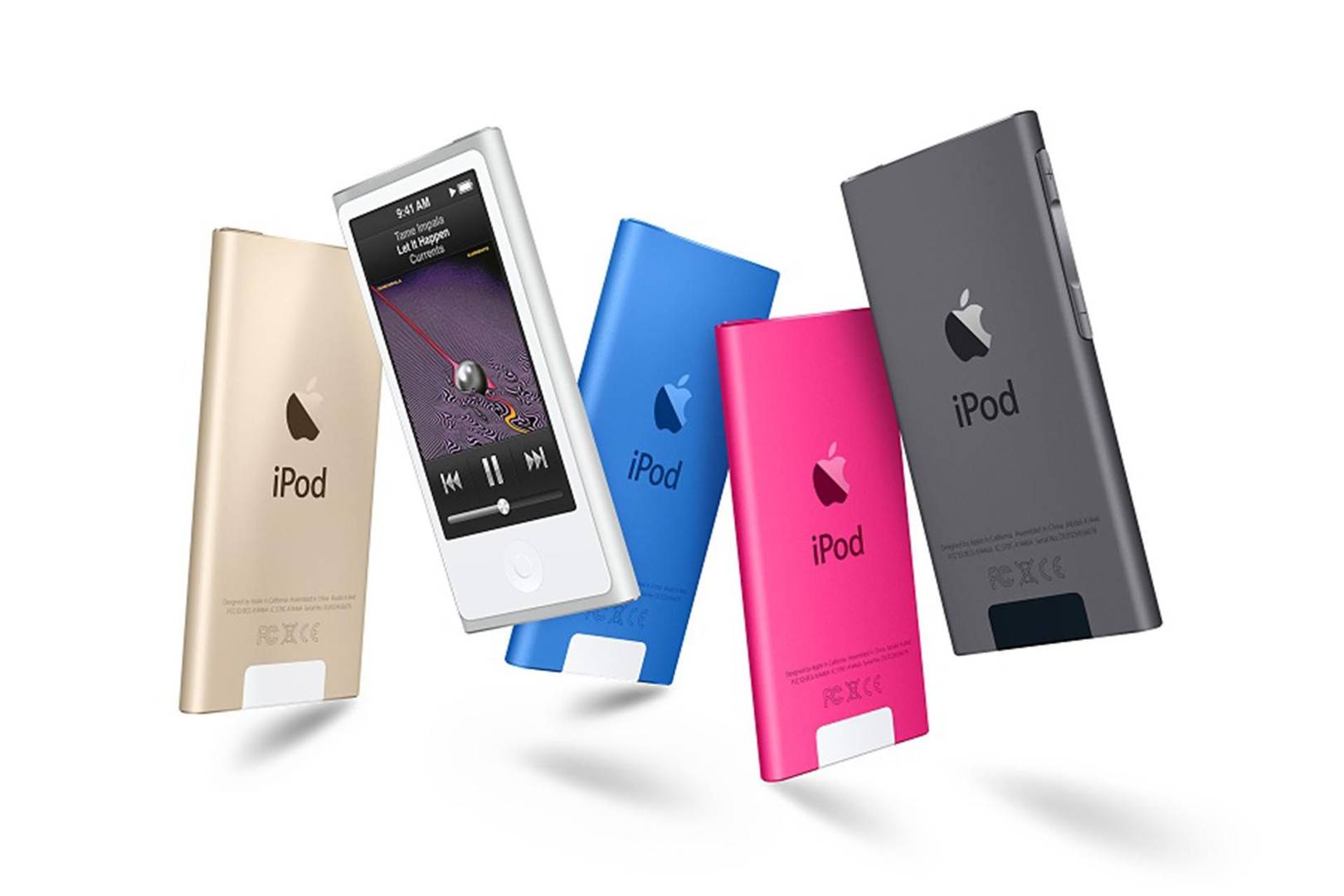 Apple Ipod Touch Packs Same Processor As Iphone 6 And 8mp Camera 64gb Pink Wired Uk