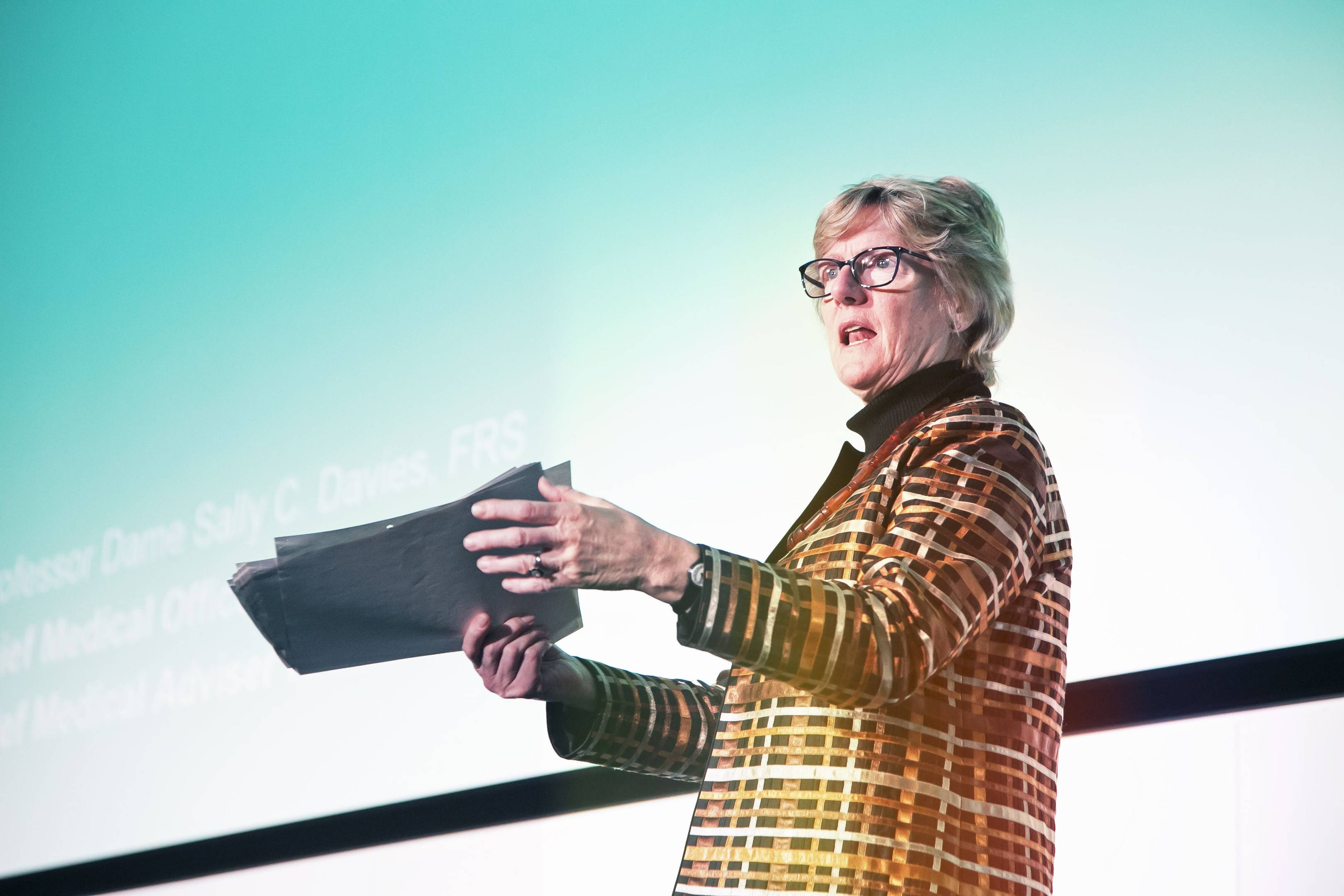 WIRED Health 2017: highlights, from Dame Sally Davies, Jessica Mega ...