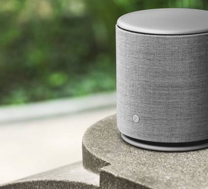 B&O Play's M5 wireless speaker costs £529 and links to other devices around your house