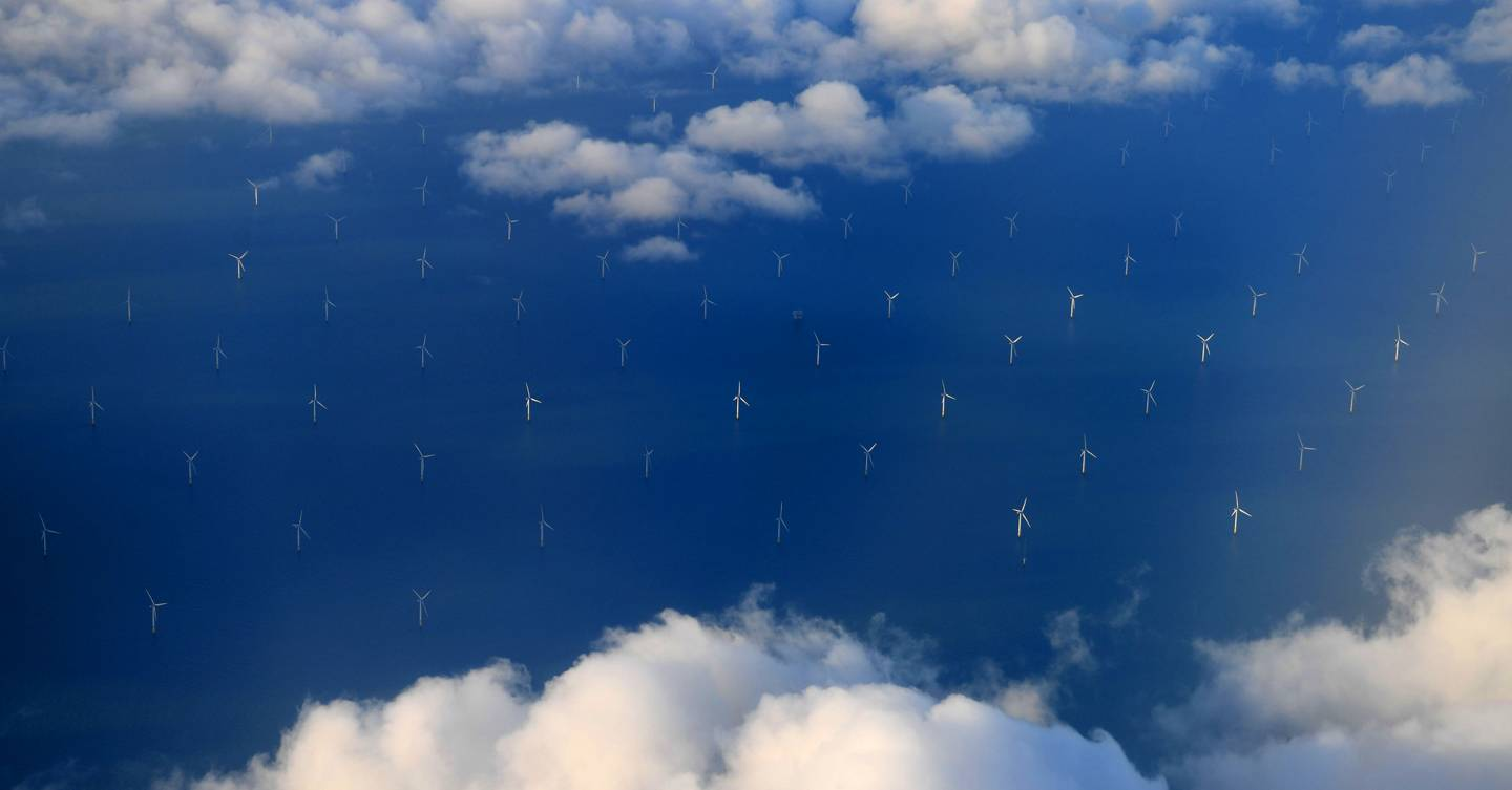 China is rapidly building a world-beating wind energy revolution
